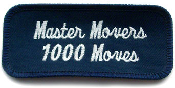 Master Movers Label