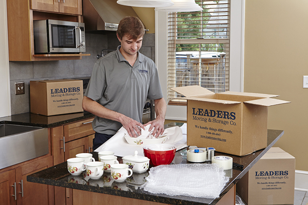 Leaders Moving Packing Services