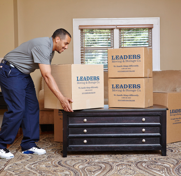 Packed Leaders Boxes