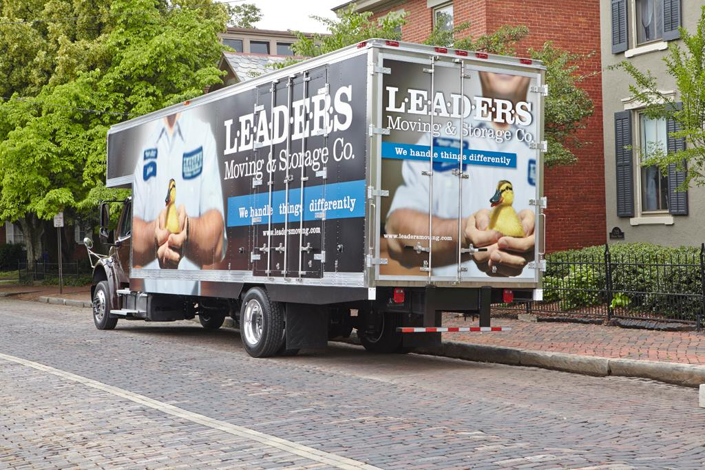 Leaders truck parking